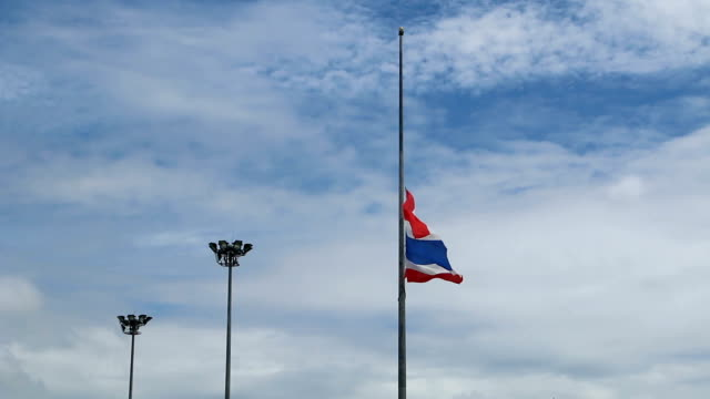 In the Day of Thailand lost an important person