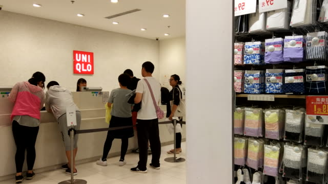 In the fiscal year of 2016 the global sales of UNIQLO was about 660 billion yen half of which was contributed by the Chinese market But the growth...
