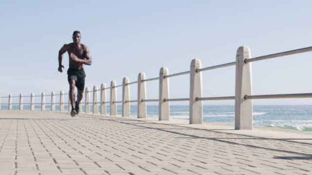 in the fitness fast lane - self discipline stock videos and b-roll footage
