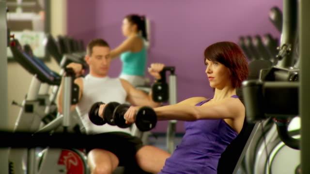HD: Im Fitnessraum