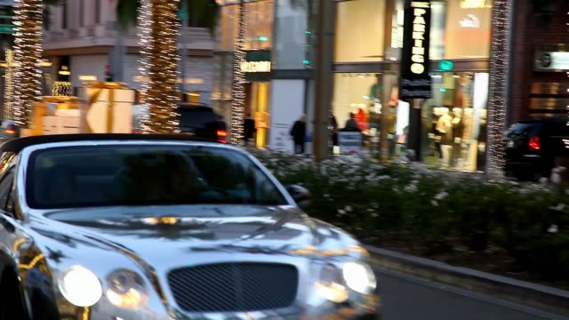In the heart of Beverly Hills three blocks of Rodeo Drive are home to the epicenter of luxury fashion and lifestyle