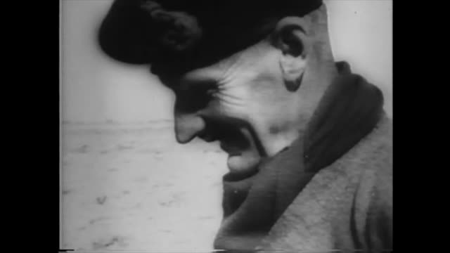 in the image, the british with montgomery at their command rout nazis from libya. using digital technologies, the audio and contrast of this clip... - 1943 stock videos & royalty-free footage
