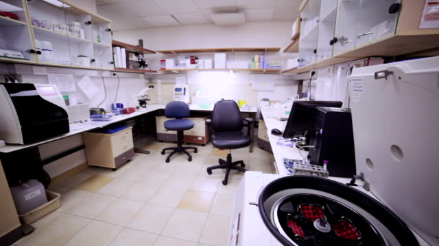 in the laboratory. - no people stock videos & royalty-free footage