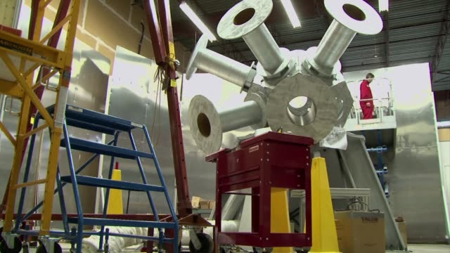 in the race among world governments and wealthy companies to create and commercialize a nuclear fusion reactor a small canadian company backed by... - nuclear fusion stock videos and b-roll footage