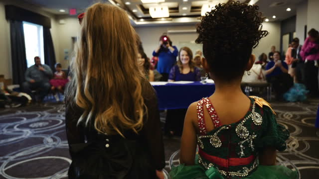In the US child Beauty Pageants are as popular as ever with around 5000 held every year and a quarter of a million children taking part But the...