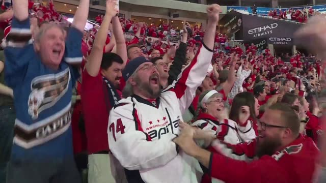 In their entire franchise history the Washington Capitals have never won a championship and they haven't made it to the finals since 1998