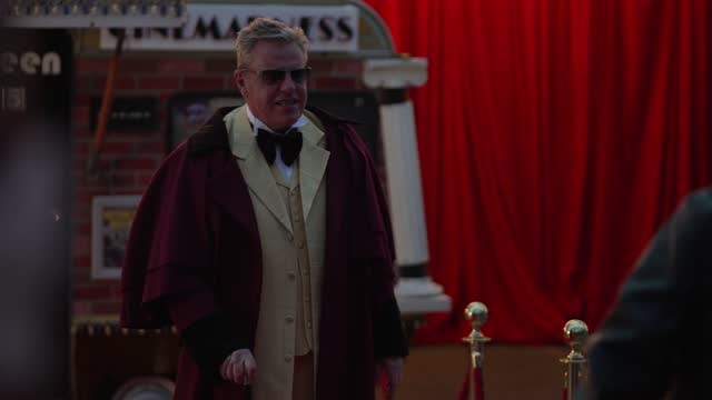 """in this image released on 15th april, suggs attends the """"a mad miniature"""" premiere at odeon luxe leicester square on march 31, 2021 in london,... - film premiere stock videos & royalty-free footage"""