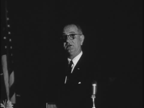 In this speech to a gathering of students at the University of Texas at Austin then Vice President Lyndon Baines Johnson speaks at length about the...