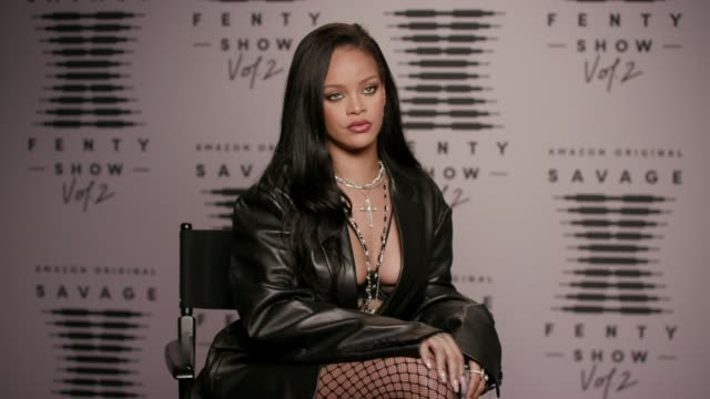 CA: Rihanna's Savage X Fenty Show Vol. 2 presented by Amazon Prime Video
