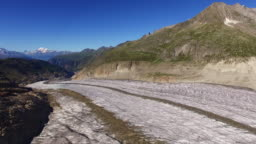 Europe's Melting Glaciers: Aletsch