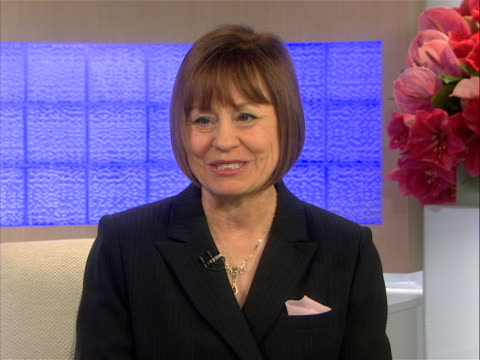 """in today show interview conservative political activist political action committee our voiceêorganizerêsharron angle discusses her book """"right angle""""... - political action committee stock videos & royalty-free footage"""