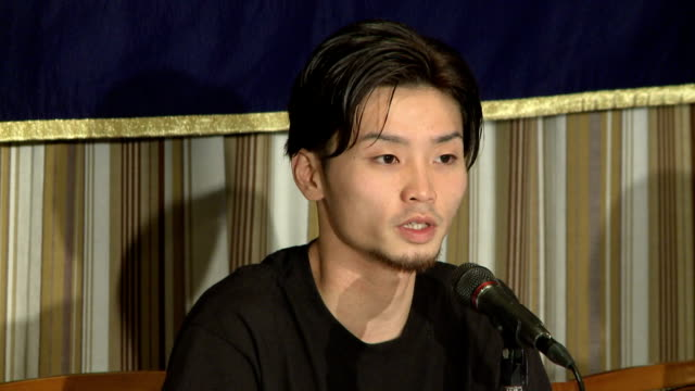 in tokyo members of a group called students emergency action for liberal democracys or sealds which has gained prominence in the growing popular... - legal defense stock videos and b-roll footage