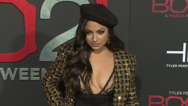 """Inanna Sarkis at Lionsgate Presents the Los Angeles Premiere of Tyler Perry's """"Boo 2 A Madea Halloween"""" in Los Angeles CA"""