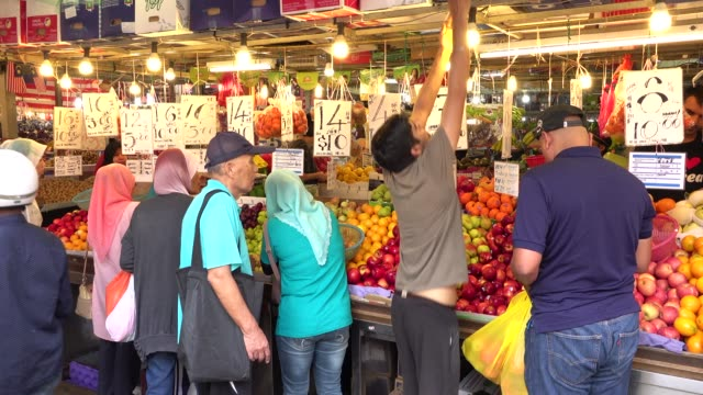 Includes shots of stallholders weighing pappaya and selling fish and meat it plays host to the largest wet market in Malaysia Also known as the...