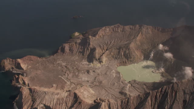 including crater lake - tectonic stock videos & royalty-free footage