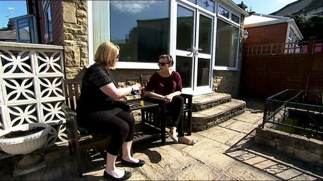 increase of skin cancer partly blamed on package holidays england ext legs in sunshine scar on leg sunscreen being sprayed on palm of hand amanda... - scar stock videos and b-roll footage