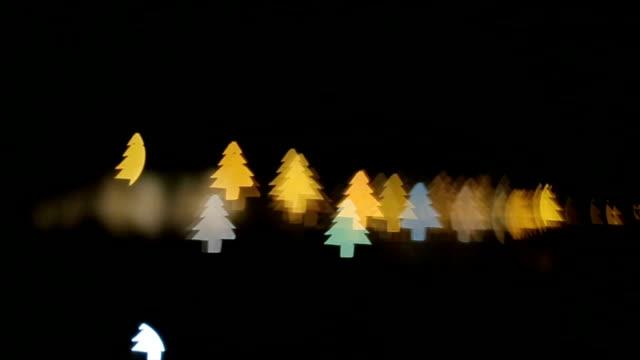 incredible Christmas tree effect