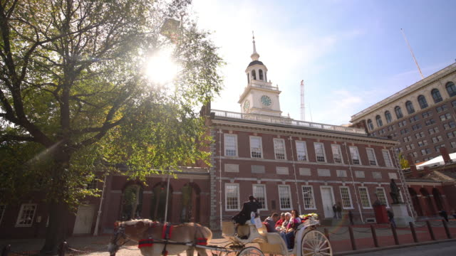 Independence Hall in Philadelphia, Pennsylvania