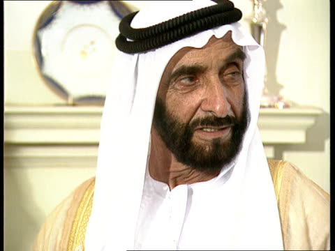 bcci independent inquiry to take place england london no 10 cms sheikh zayed bin sultan annahayan ruler of abu dhabi as cameras flash - sultan stock videos and b-roll footage