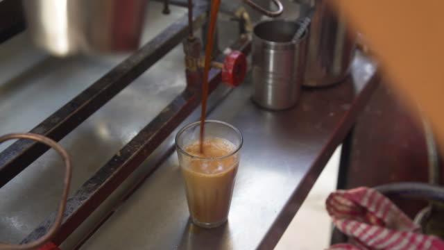 CU India chai masala tea preparation