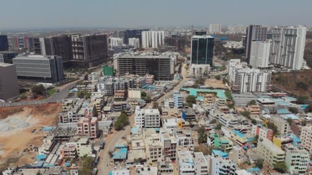 vidéos et rushes de inde flyover drone janata couvre-feu coronavirus covid-19 quarantaine - india