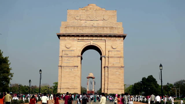India Gate in Delhi