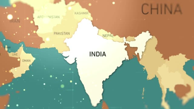 india on world map stock video - ancient stock videos & royalty-free footage