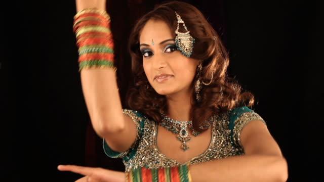 Indischen Tanz