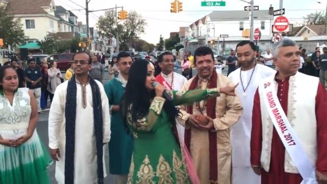 Indian Diwali Festival NYC