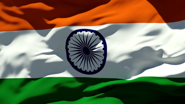 indian flag - independence stock videos & royalty-free footage