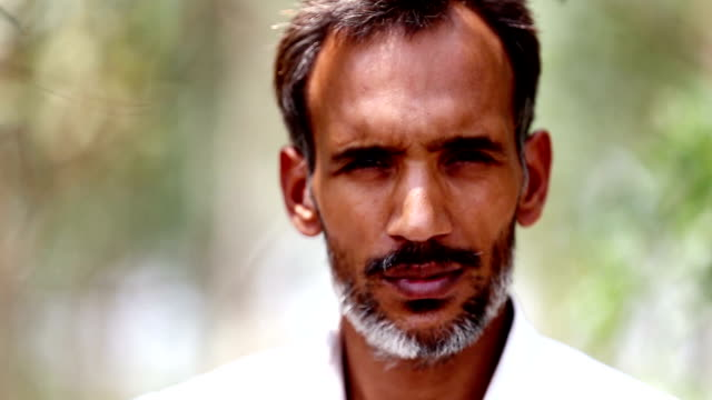 Indian men portrait