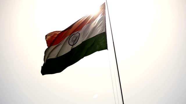 Indian National Flag (Tricolor)