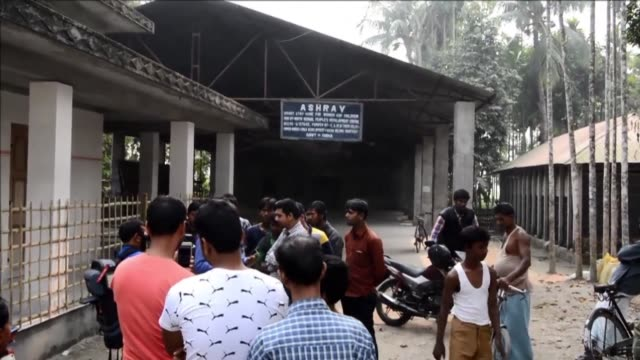 indian police say they have arrested the heads of an adoption centre suspected of selling at least 17 children to foreign couples the latest... - trafficking stock videos and b-roll footage