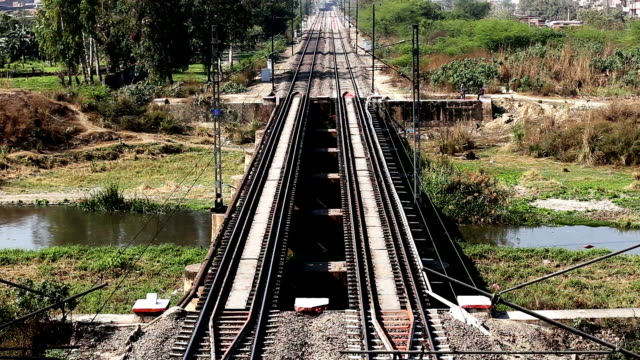 Indian Railways time-lapse