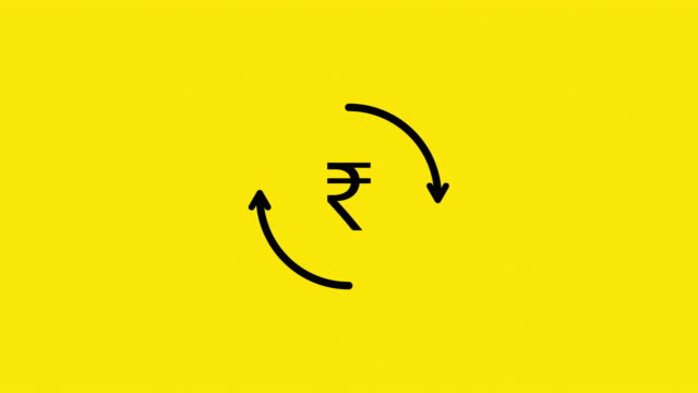 indian rupee currency circulation - indian arrowhead stock videos and b-roll footage