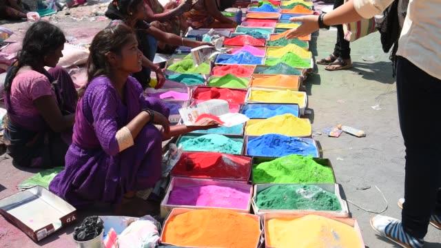 indian street vendor, maharashtra, india. - vendor stock videos & royalty-free footage