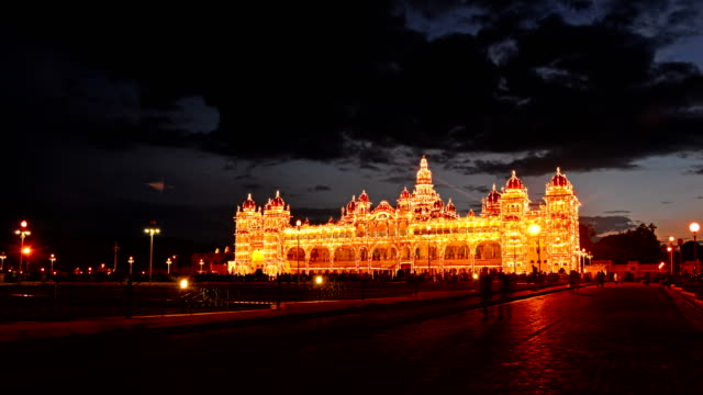 indian time lapse - architectural feature stock videos & royalty-free footage