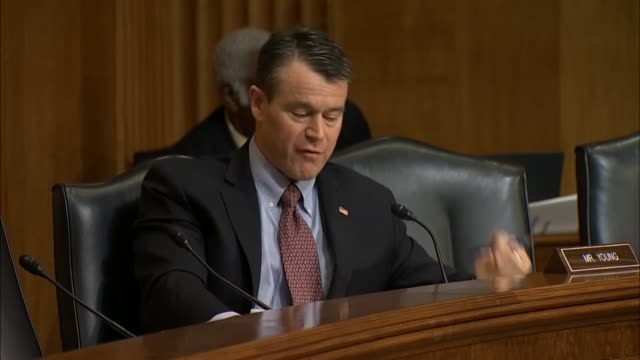Indiana Senator Todd Young says that the nomination hearing of the Senate Foreign Relations Committee that Ambassador to Yemen nominee Christopher...