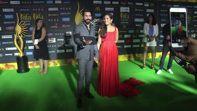 India's biggest Bollywood stars light up an American stadium with a dazzling celebration of dance music and fashion at the International Indian Film...