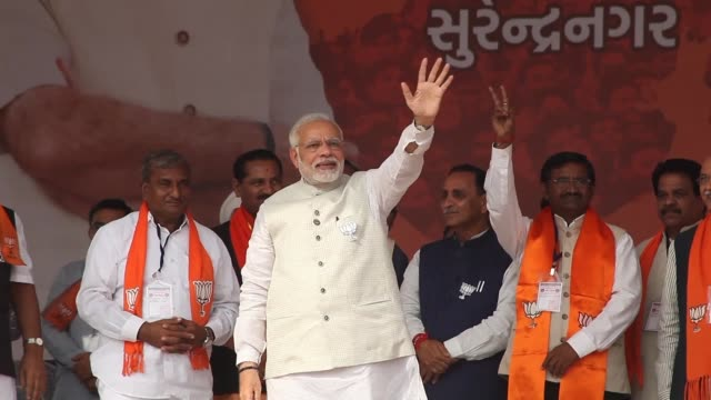 India's Narendra Modi will face a key test of his popularity after a series of controversial economic reforms when the state where he forged his...