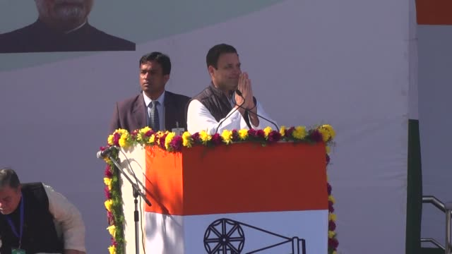 India's Rahul Gandhi takes over as president of the main opposition Congress becoming the sixth member of the Nehru Gandhi dynasty to head the party...
