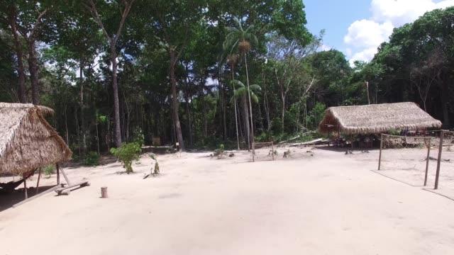 vídeos de stock, filmes e b-roll de tribo indígena na amazônia, brasil - prefeitura