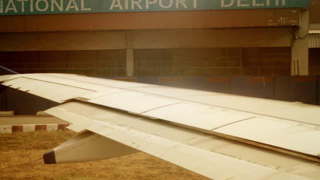 indira gandhi international airport, new delhi, india - new delhi stock videos & royalty-free footage