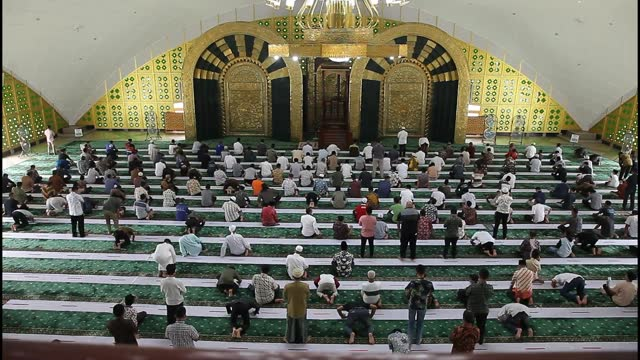 IDN: Indonesian Muslims Celebrate Last Week Of Ramadan
