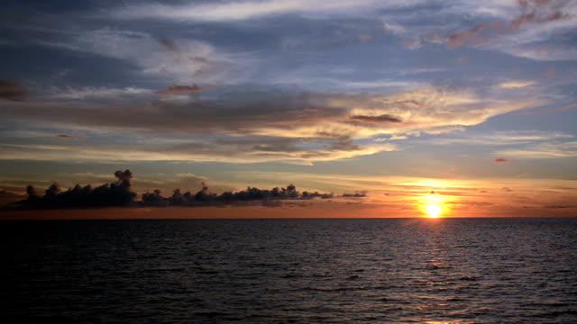indonesian sunset - java stock videos & royalty-free footage