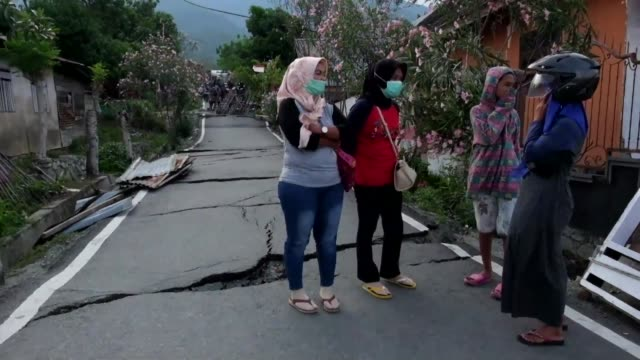 Indonesia's quake tsunami battered city of Palu is facing a public health crisis as torrential rains threaten to spread diarrhoea and dengue fever to...