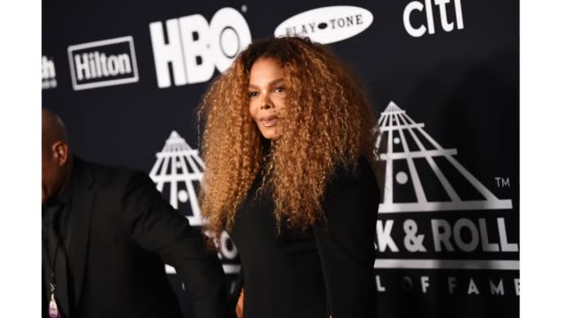 inductee janet jackson attends the 2019 rock roll hall of fame induction ceremony at barclays center on march 29 2019 in new york city - janet jackson stock videos & royalty-free footage