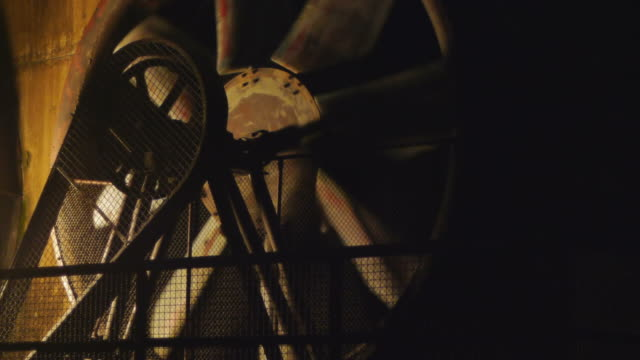 industrial fan - air duct stock videos & royalty-free footage