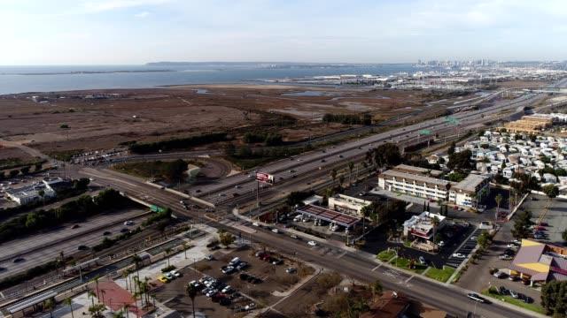 Industrial hub of South Bay, San Diego