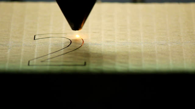 Industrial Laser cutting 2013